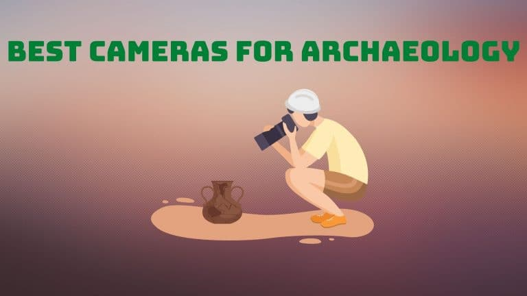 Best Cameras for Archaeology image