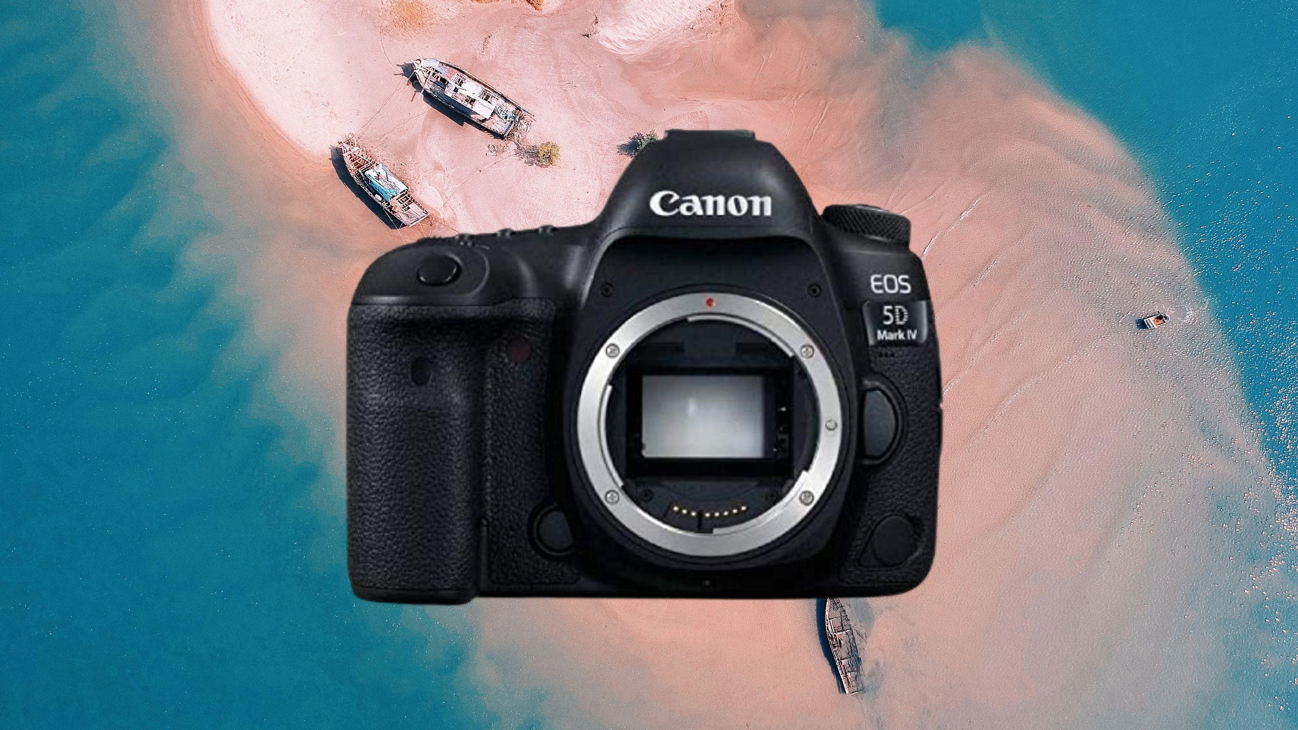 Canon EOS 5D Mark IV​