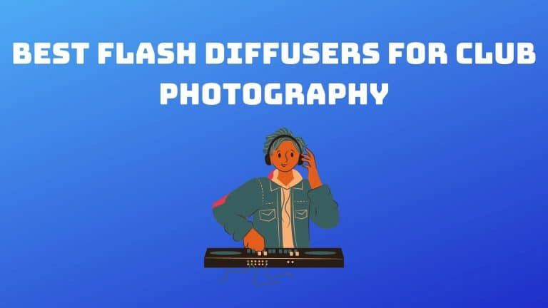Best Flash Diffusers for Club Photography