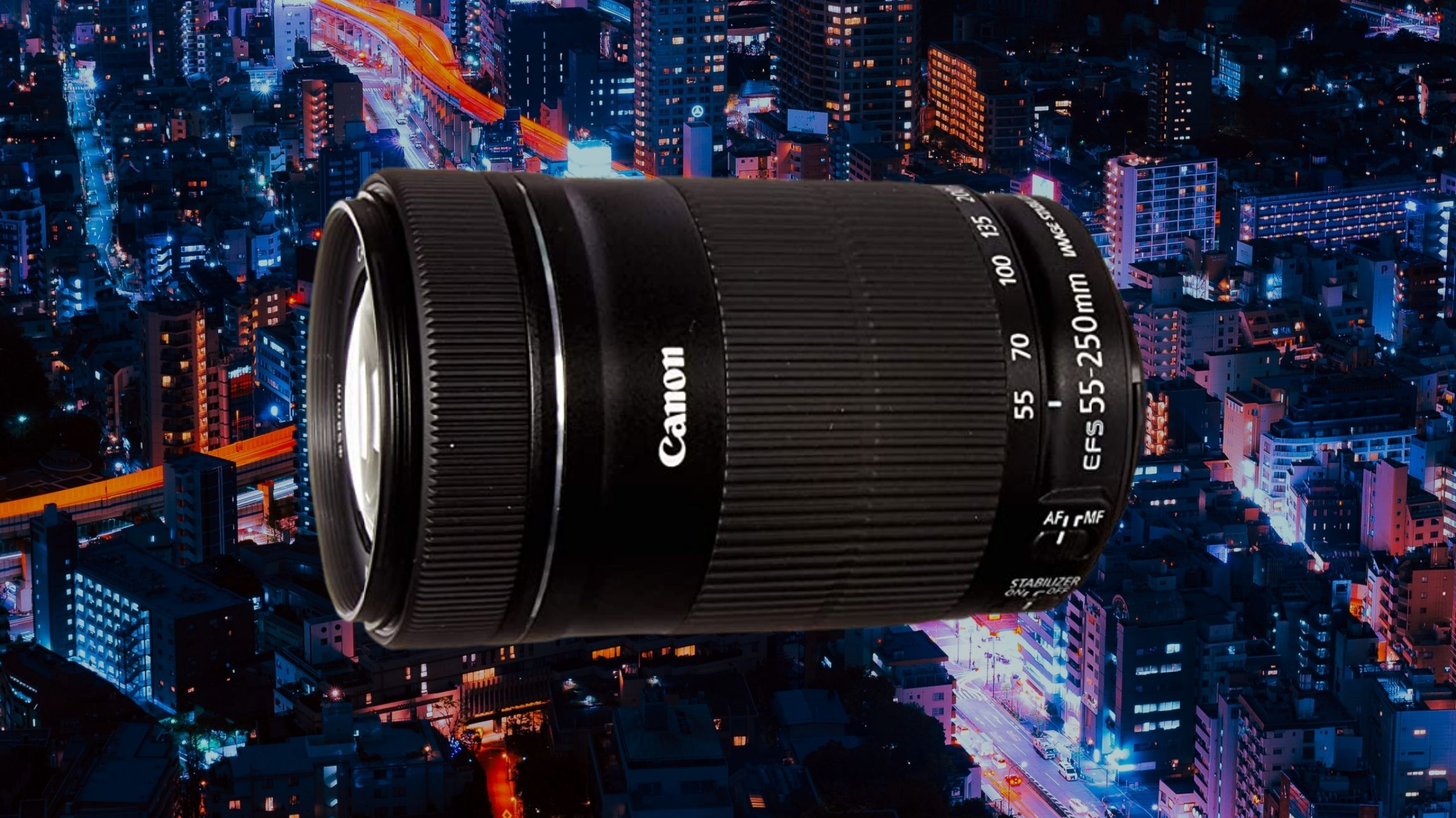 Canon EF-S 55-250mm F4-5.6