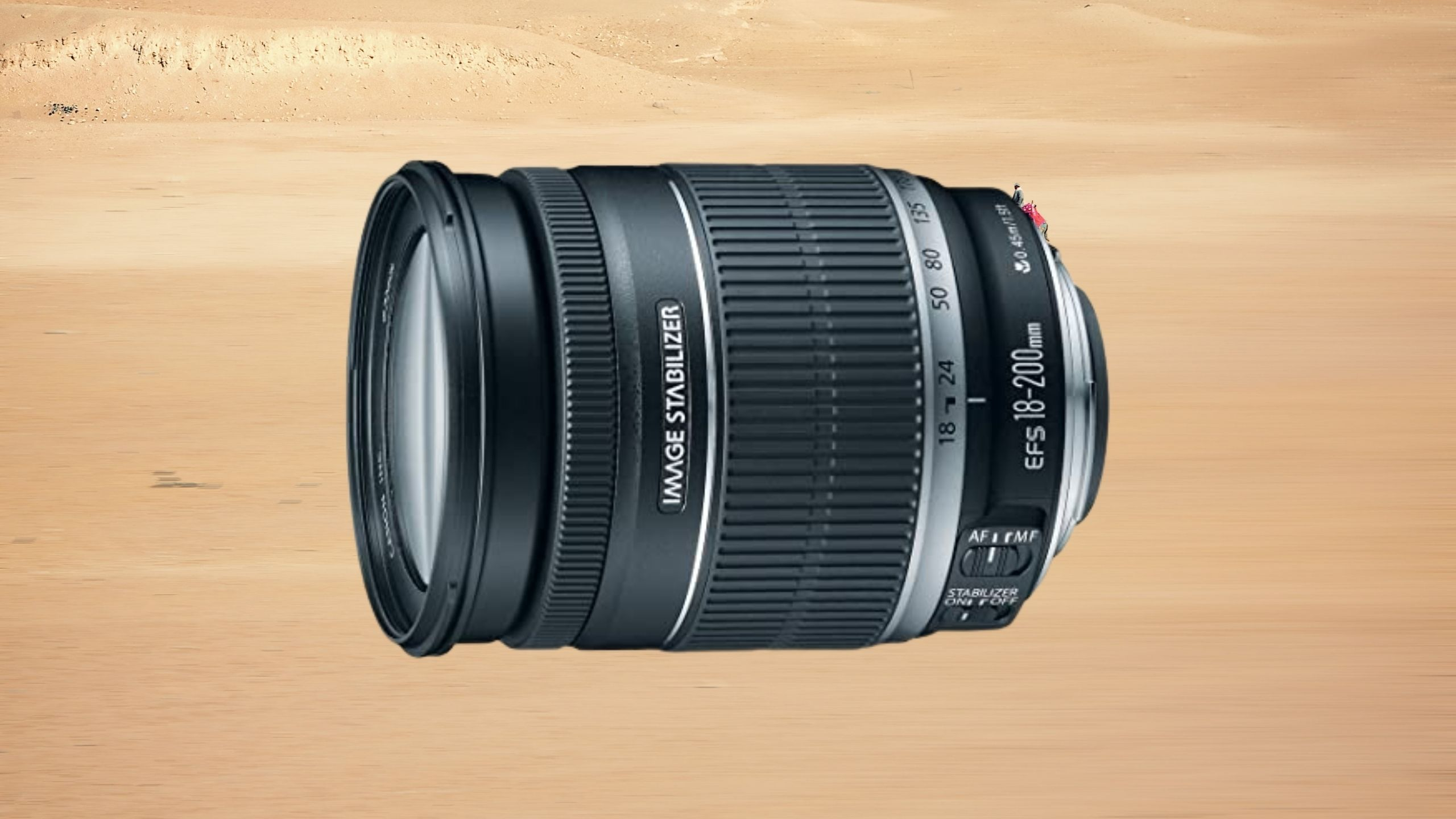 Canon EF-S 18-200mm f/3.5