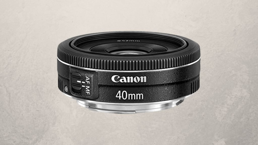Canon EF 40mm f/2.8