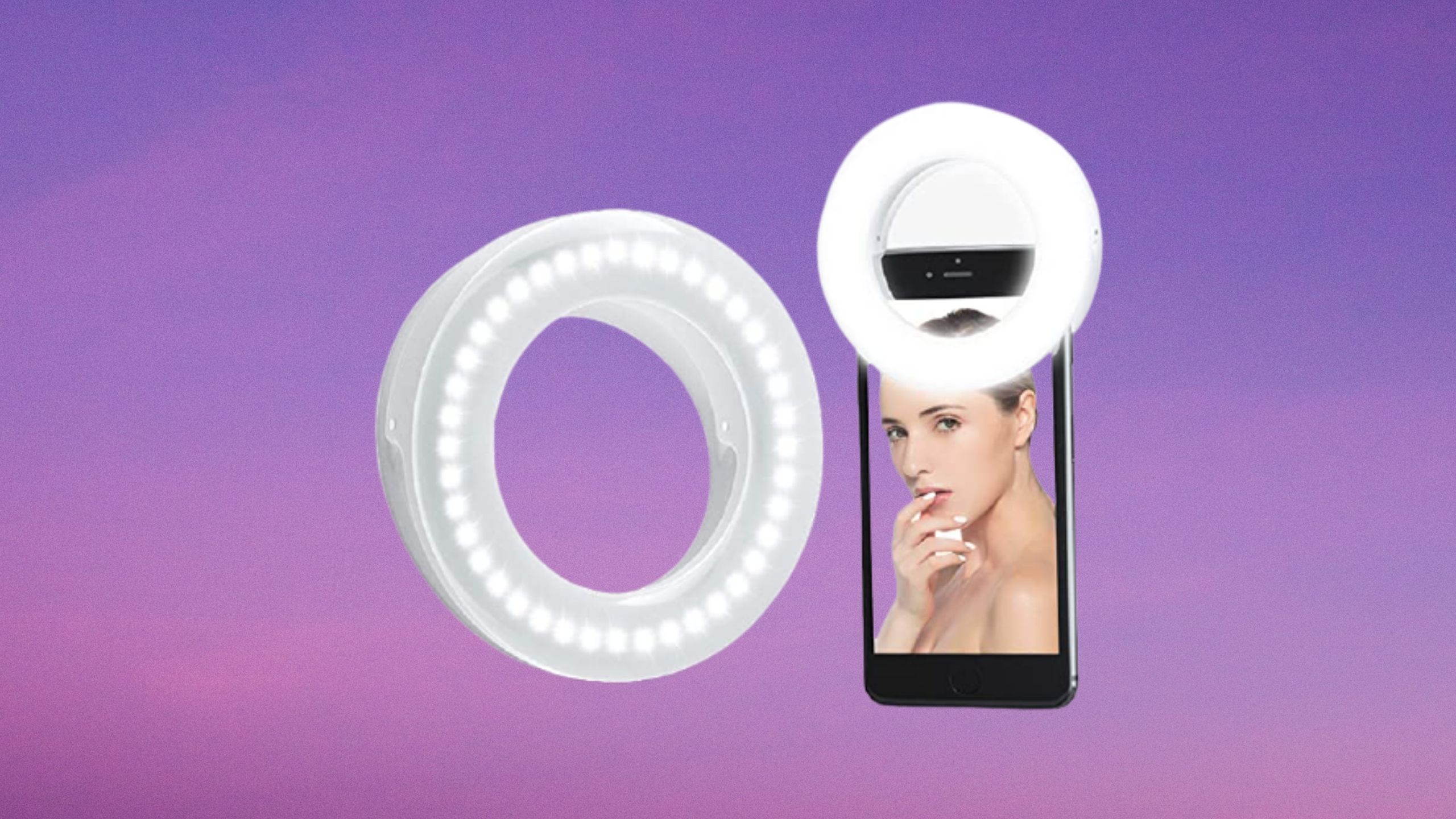 XINBAOHONG Selfie Ring Light