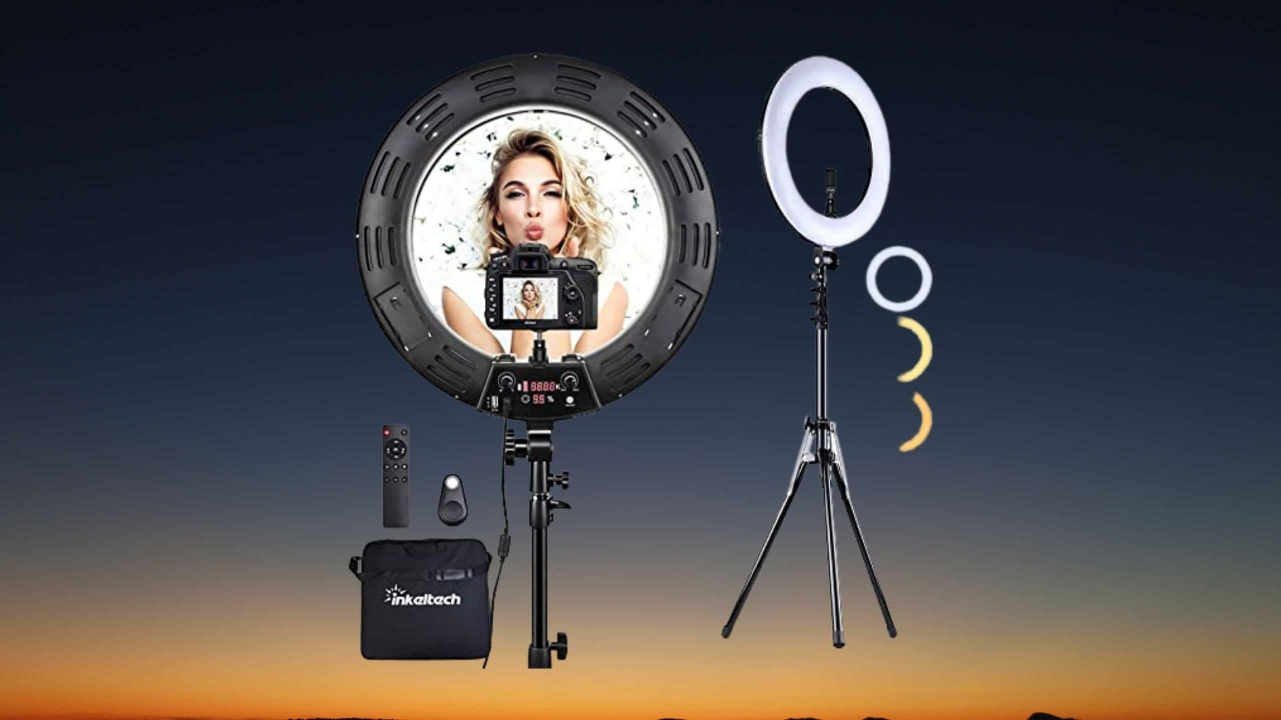 Inkeltech Ring Light