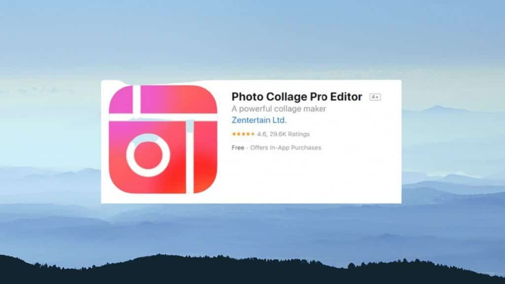 Photo Collage Pro Editor best photo editing app