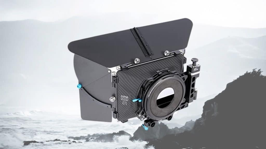 Fotga DP500III 4×4 DSLR Swing-Away Matte Box