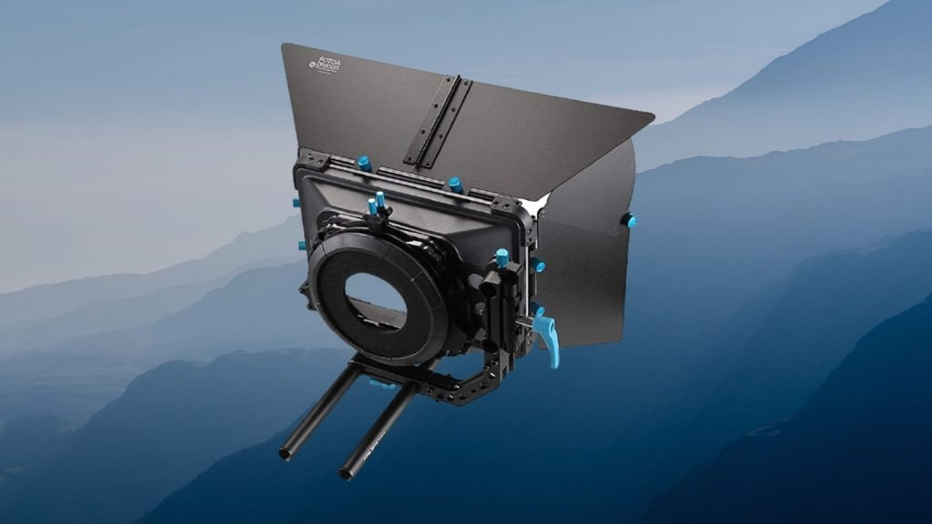 Foto4easy DP3000 Swing Away Matte Box