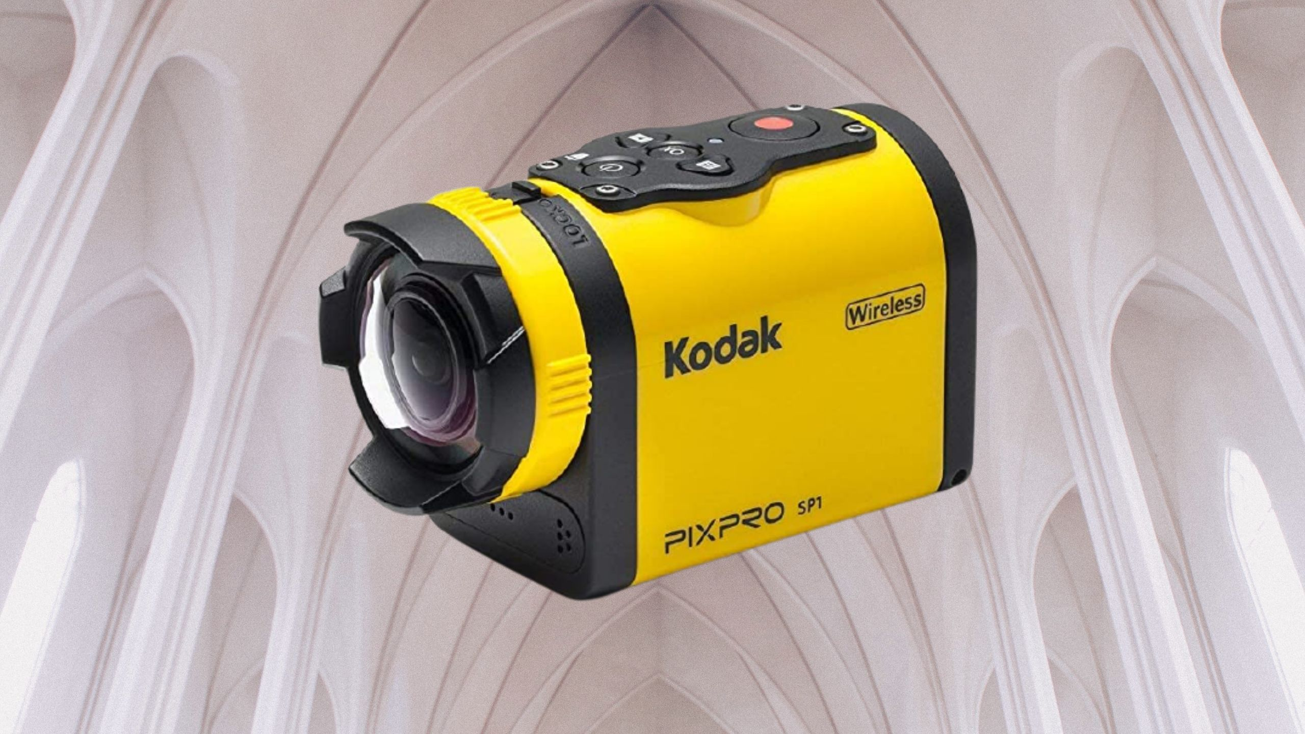 Kodak PIXPRO SP1 Action Cam