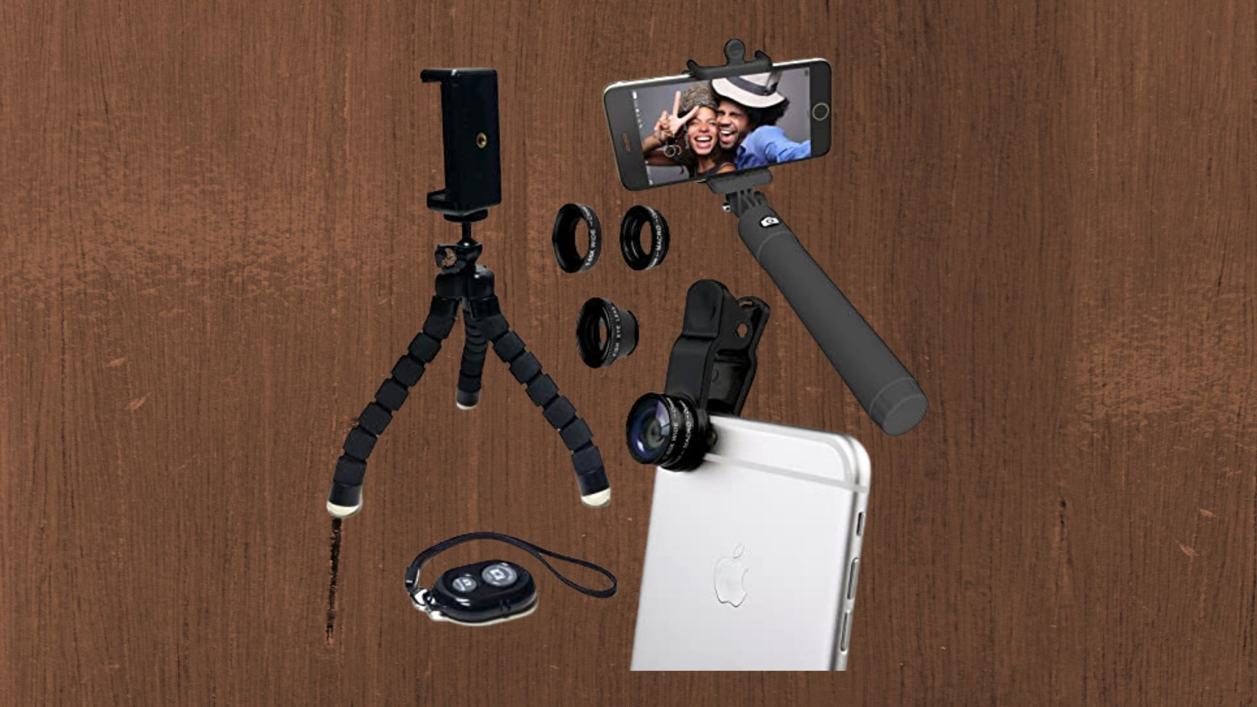 Eye-Pro iPhone Camera Accessories Lens Kit