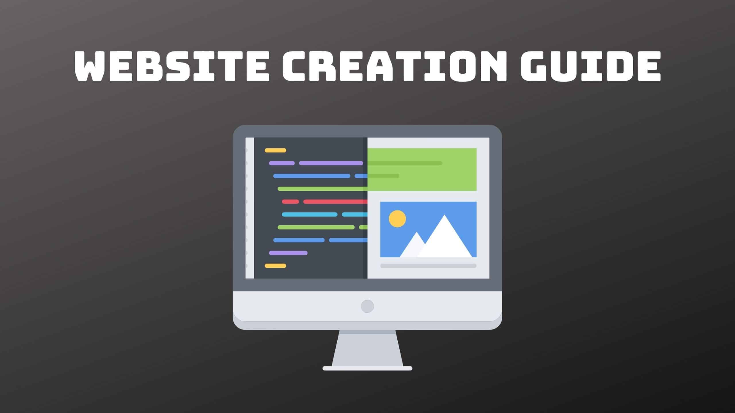 Website Creation Guide