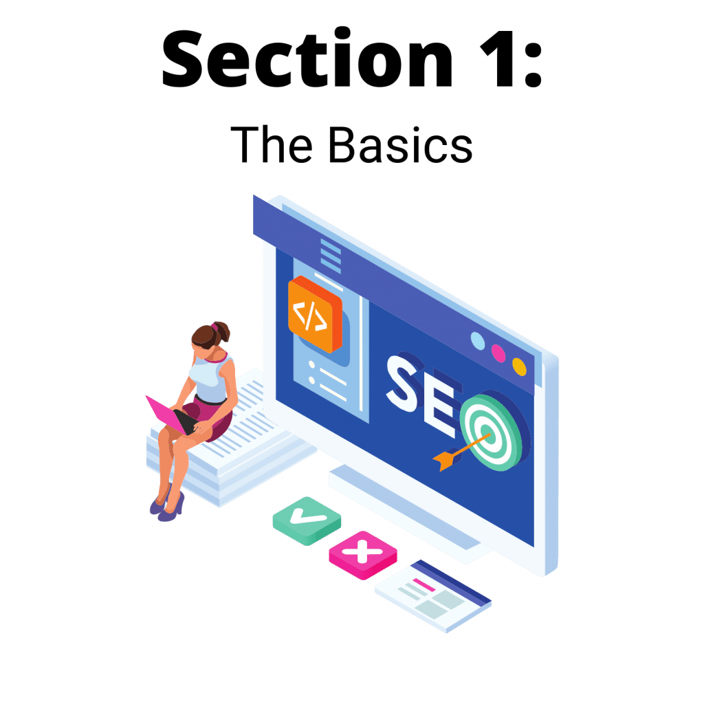 section 1 photography seo