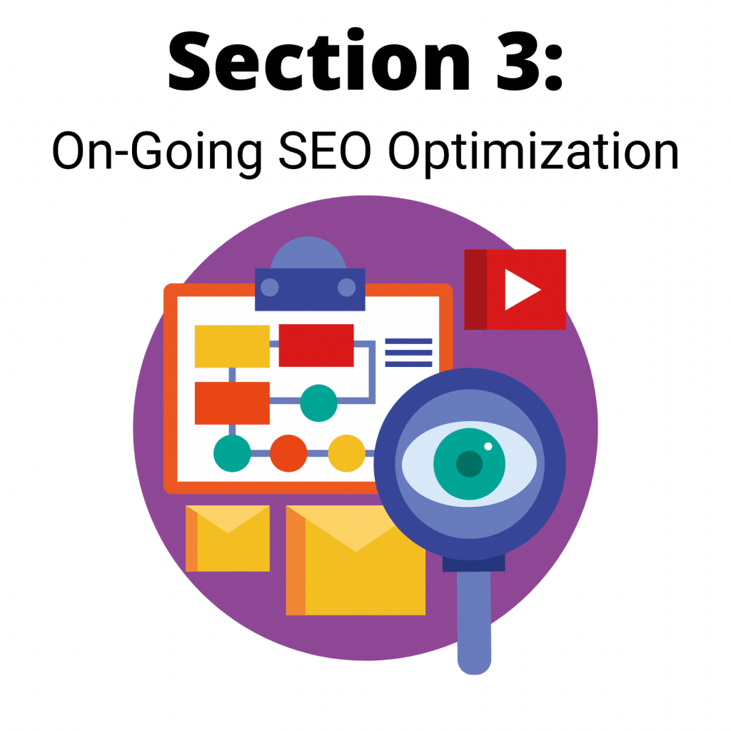 section 3 photography seo