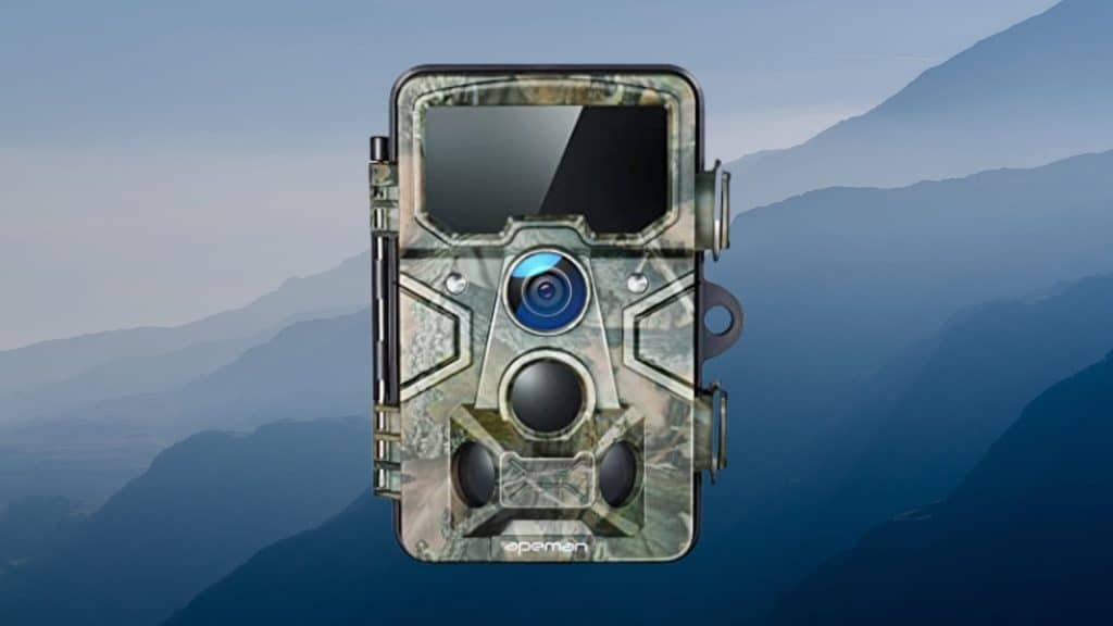 APEMAN Trail Camera 20MP 1080P