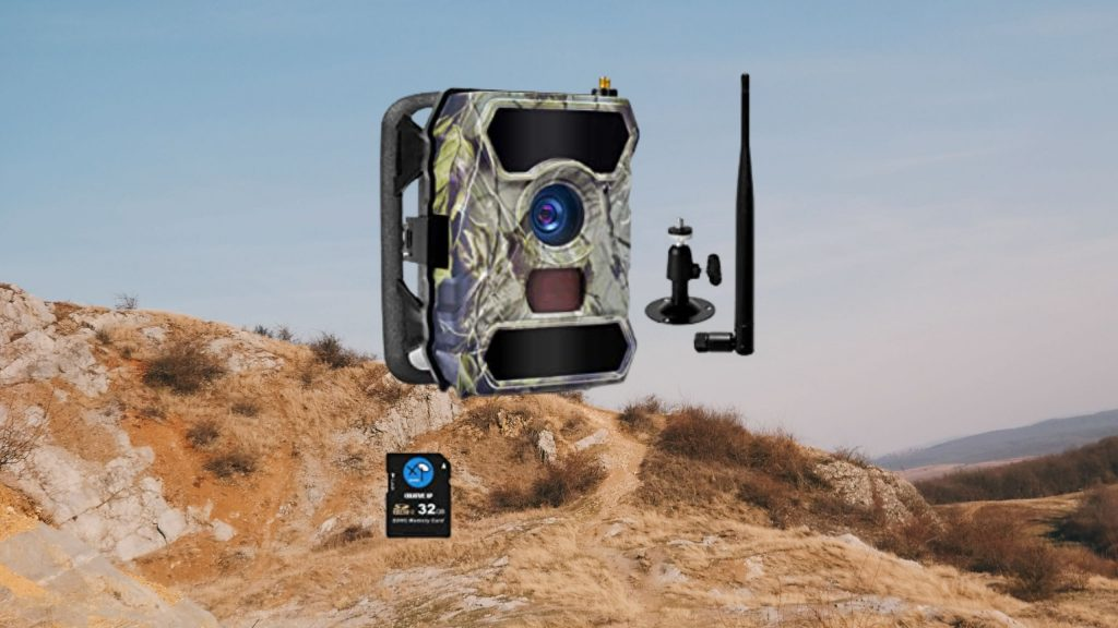 CREATIVE XP 3G Cellular Trail Cameras