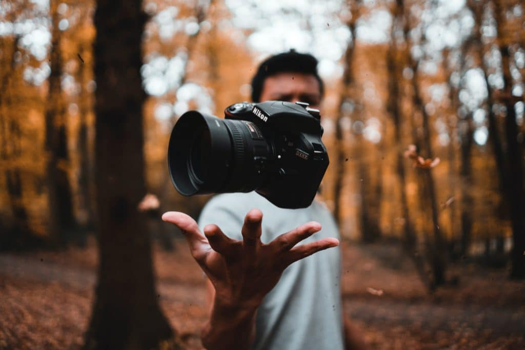 what do you need for photography