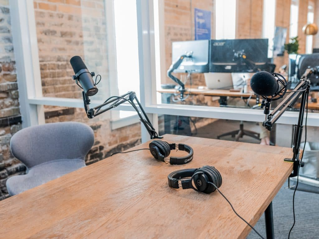 Podcasting, content creation