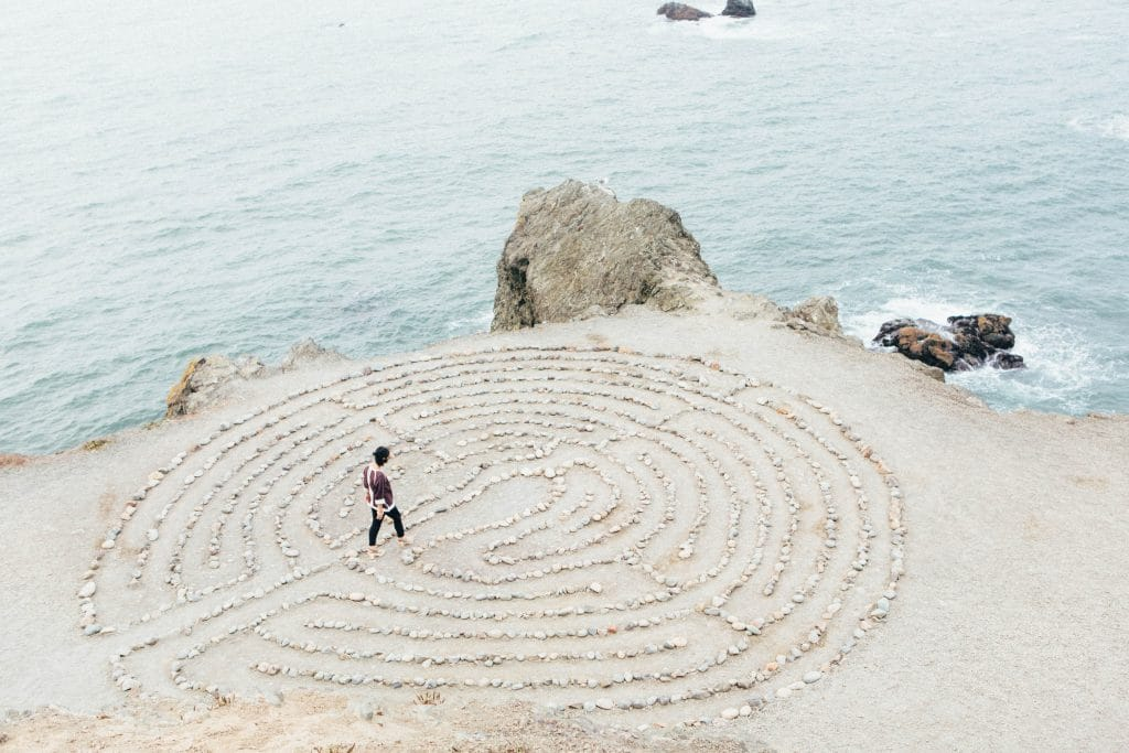 Identify the boundaries of your circle